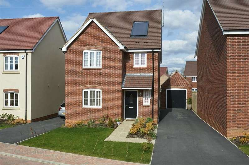 3 Bedrooms Detached House for sale in Wyre Close, Desborough, Kettering, Northamptonshire