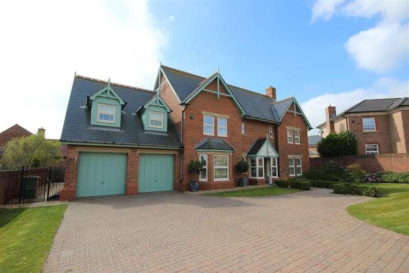 4 Bedrooms House for sale in Black Wood, Wynyard, Billingham