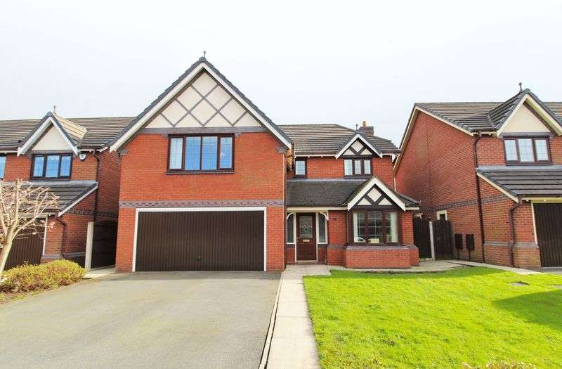 4 Bedrooms Detached House for sale in St Helens Well, Tarleton, Preston