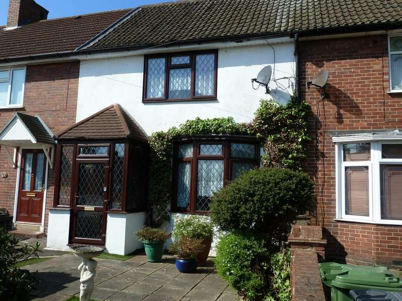 3 Bedrooms Terraced House for sale in Lodge Avenue, DAGENHAM, Greater London, RM8