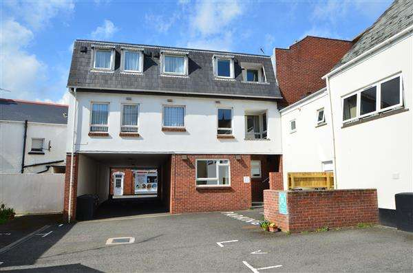 1 Bedroom Retirement Property for sale in Brooklands, Alexandra Road, Dawlish