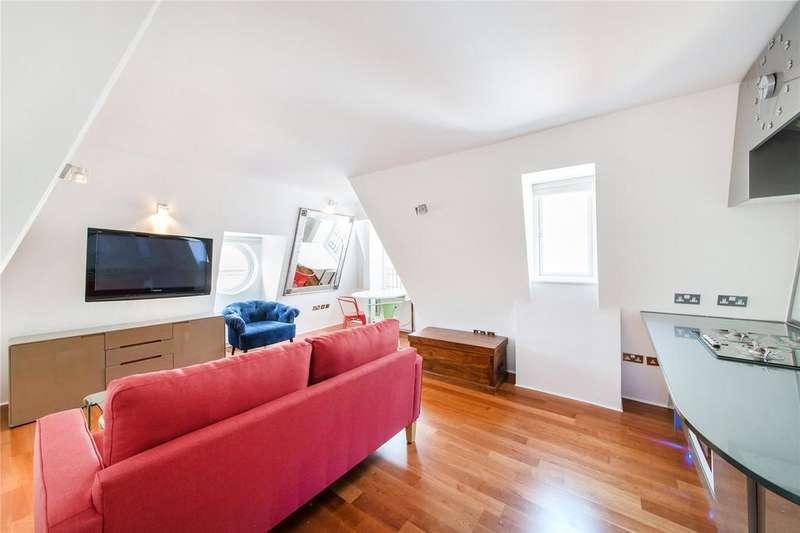 1 Bedroom Flat for sale in Bloomfield Court, Bourdon Street, London