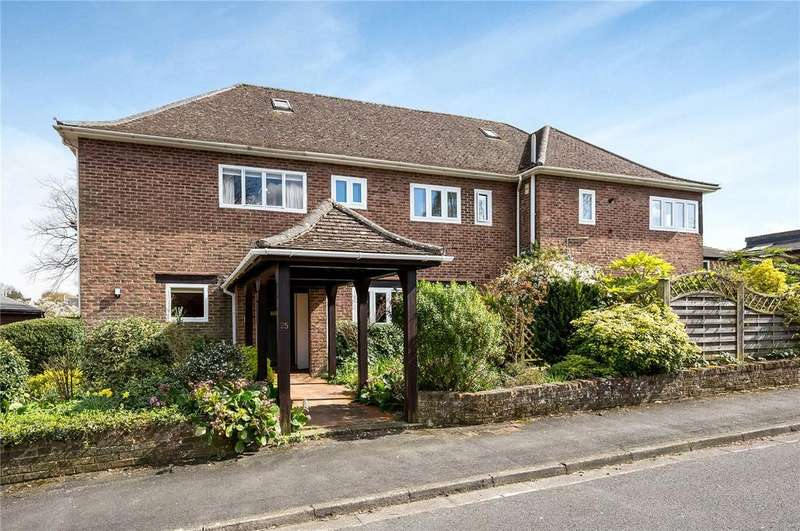 3 Bedrooms Flat for sale in Christchurch Road, St Cross, Winchester, SO23