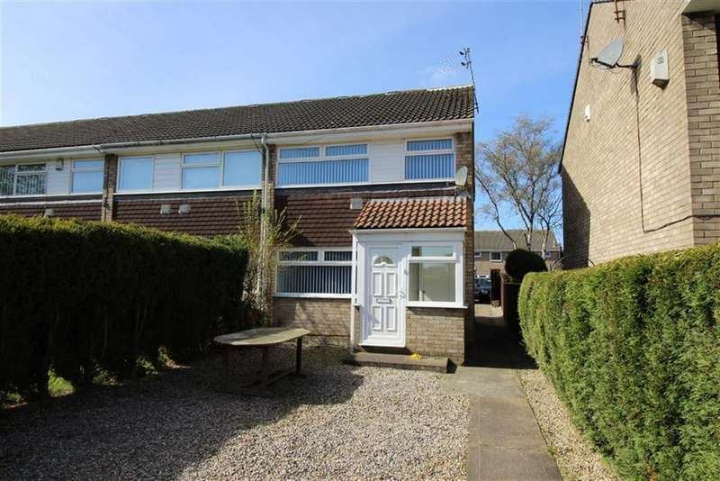3 Bedrooms End Of Terrace House for sale in Windsor Walk, Newcastle Upon Tyne, NE3