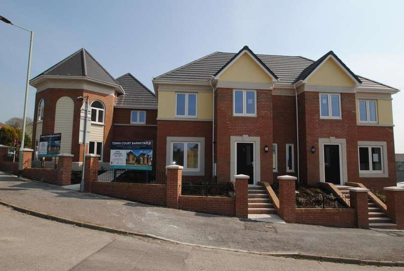 3 Bedrooms Semi Detached House for sale in Town Court, Barnstaple