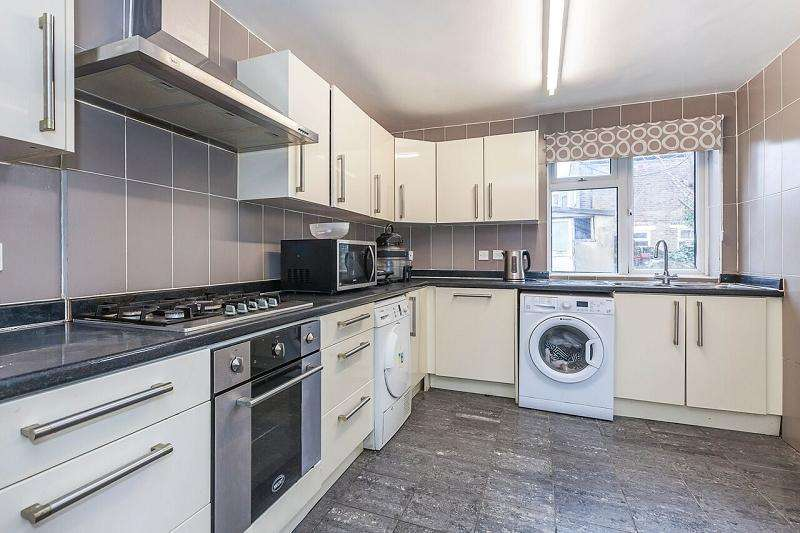 5 Bedrooms Terraced House for sale in Ashenden Road, Hackney , London E5