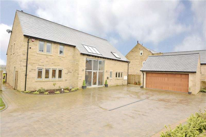 4 Bedrooms Detached House for sale in Manor View, Church Farm Close, Tong Village, Bradford