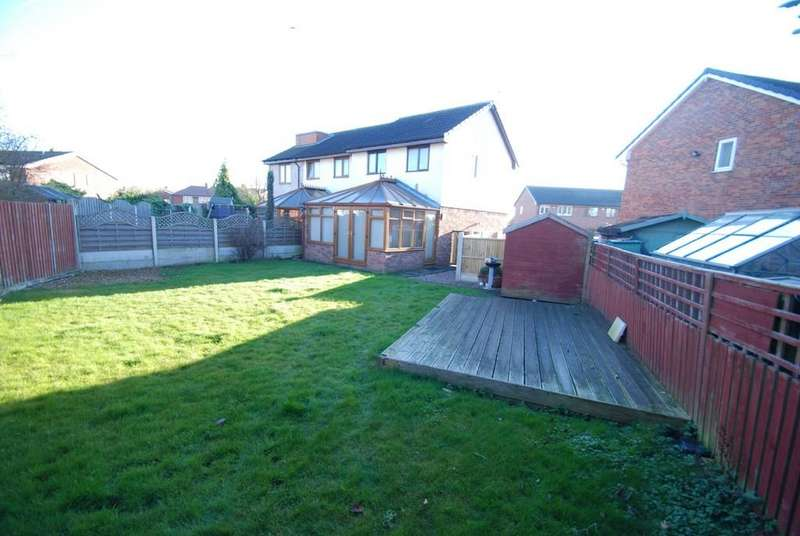 2 Bedrooms Semi Detached House for sale in Rockley Meadows, Barnsley S70