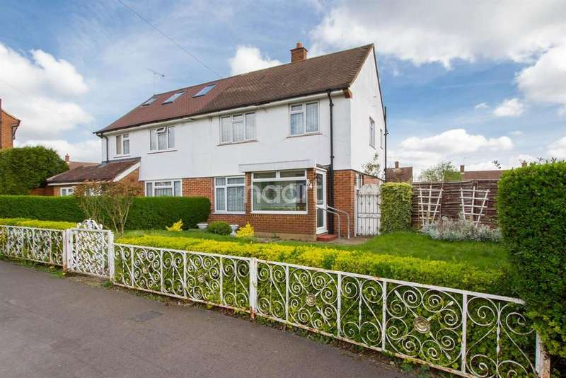 3 Bedrooms Semi Detached House for sale in Tibbs Hill Road, Abbots Langley, WD5