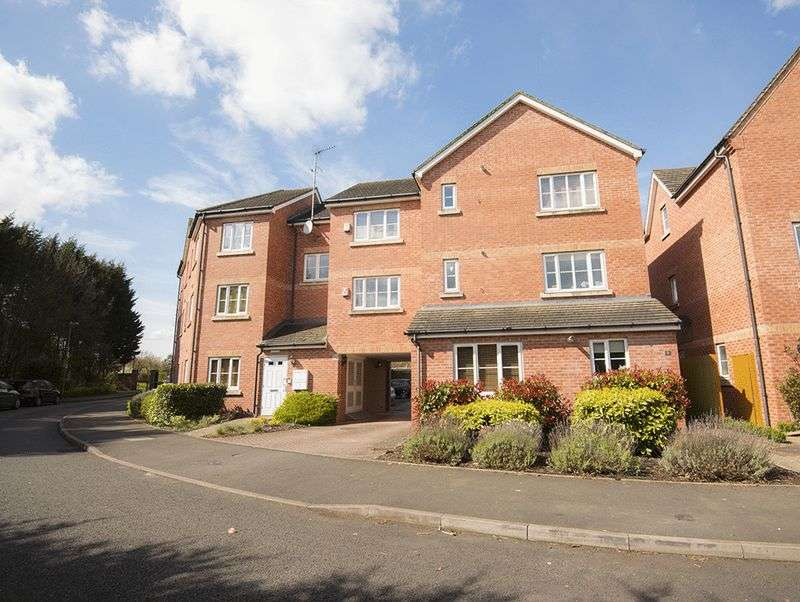 2 Bedrooms Flat for sale in The Sidings, Hagley