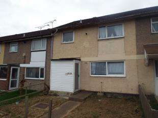 3 Bedrooms Terraced House for sale in Newenden Close, Ashford, Kent, Uk