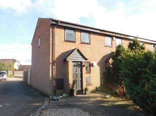 2 Bedrooms End Of Terrace House for sale in Speedwell Close, Weavering, Maidstone, Kent