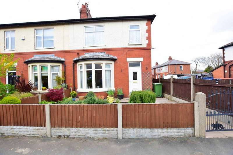3 Bedrooms Semi Detached House for sale in Ribby Road, Kirkham