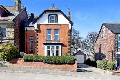 4 Bedrooms Detached House for sale in Langsett Avenue, Wadsley, Sheffield
