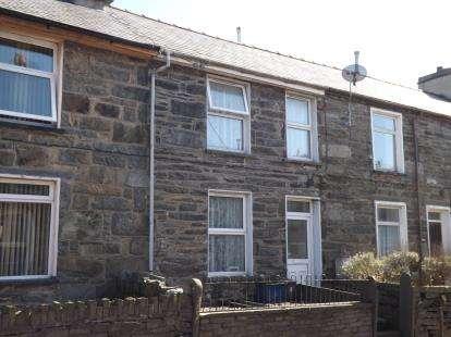 2 Bedrooms Terraced House for sale in Manod Road, Manod, Blaenau Ffestiniog, Gwynedd, LL41