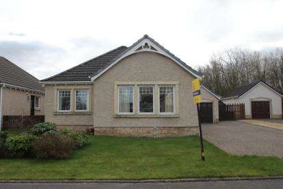 3 Bedrooms Bungalow for sale in Millhill Crescent, Greenloaning