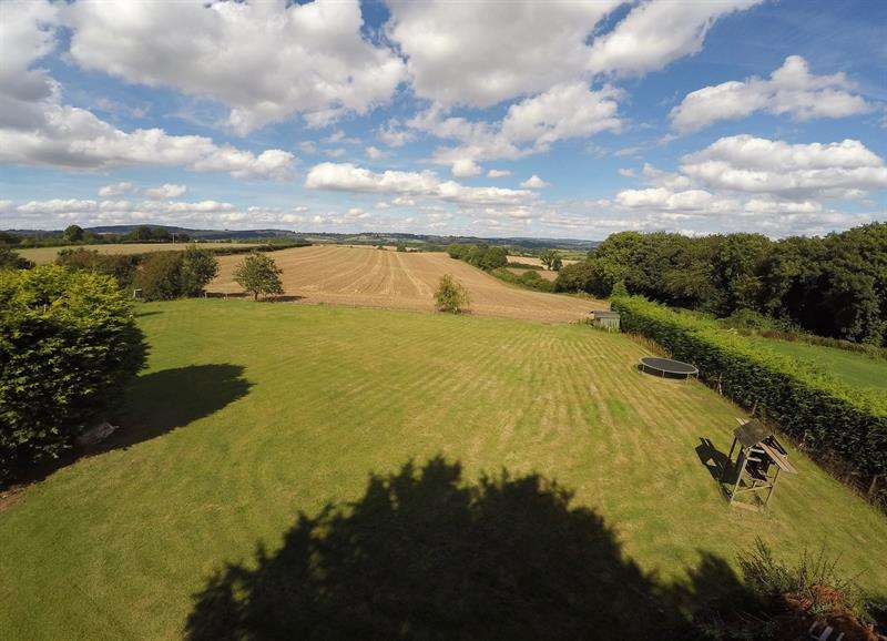 Plot Commercial for sale in Harewood End, Hereford
