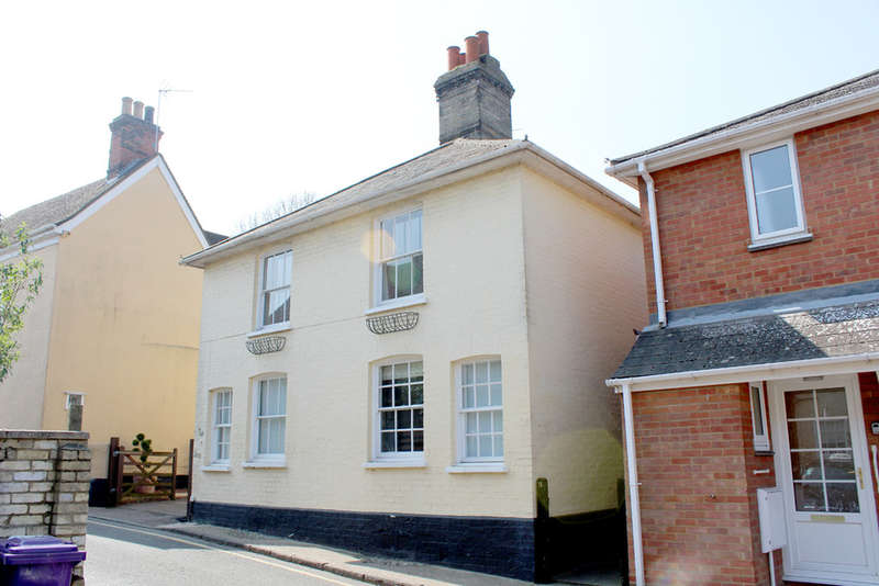 4 Bedrooms Detached House for sale in Upper King Street, Royston