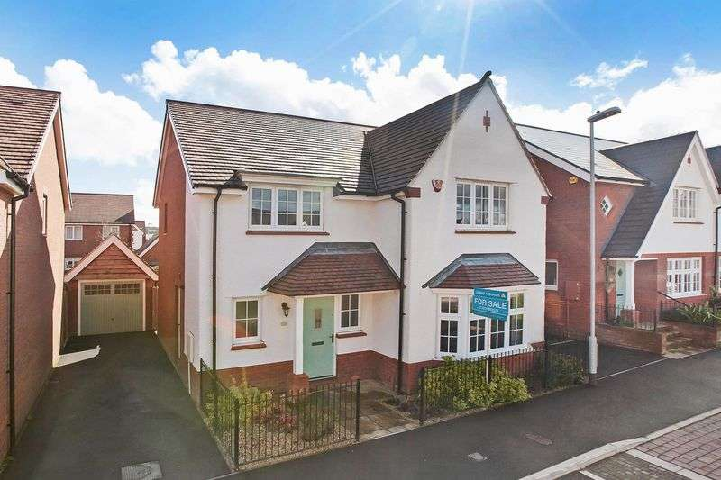 4 Bedrooms Detached House for sale in Barrington Way, Wellington