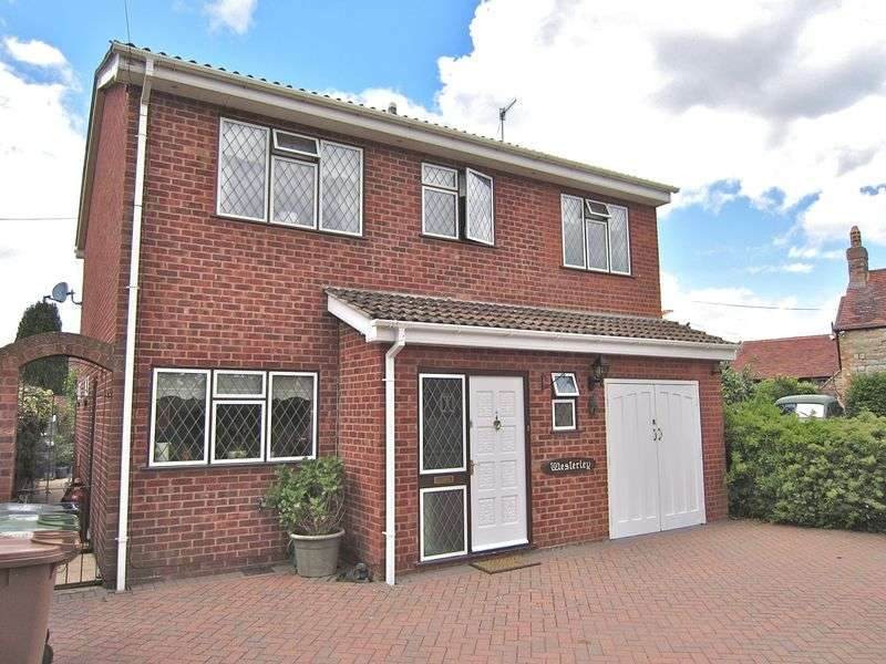 4 Bedrooms Detached House for sale in Main Street, Offenham, Evesham, WR11 8RL