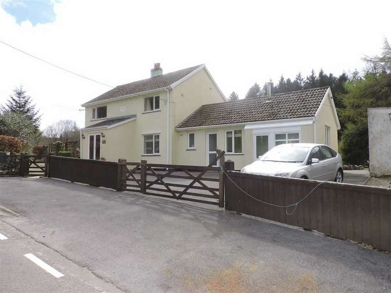3 Bedrooms Property for sale in Ty Mawr, Llanybydder