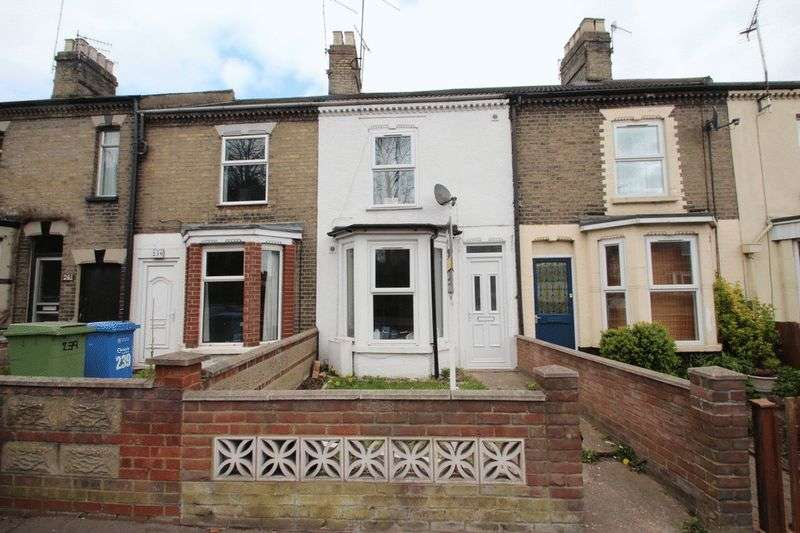 3 Bedrooms Terraced House for sale in Dereham Road, Norwich