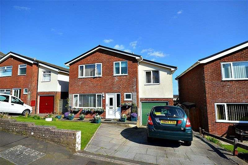 4 Bedrooms Detached House for sale in Norfolk Close, Cwmbran