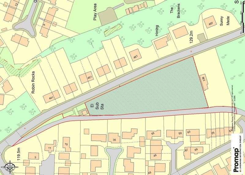 Land Commercial for sale in Development Land, North Site, New Mill Road, Holmfirth