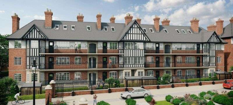 2 Bedrooms Flat for sale in Eldon Grove, 1, 2, 2 Bed Duplex & 3 Bed Duplex Investment New Build Apartments