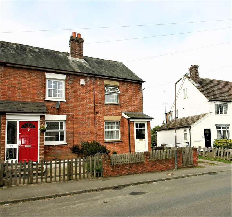 2 Bedrooms Terraced House for sale in Church Road, Pembury TN2