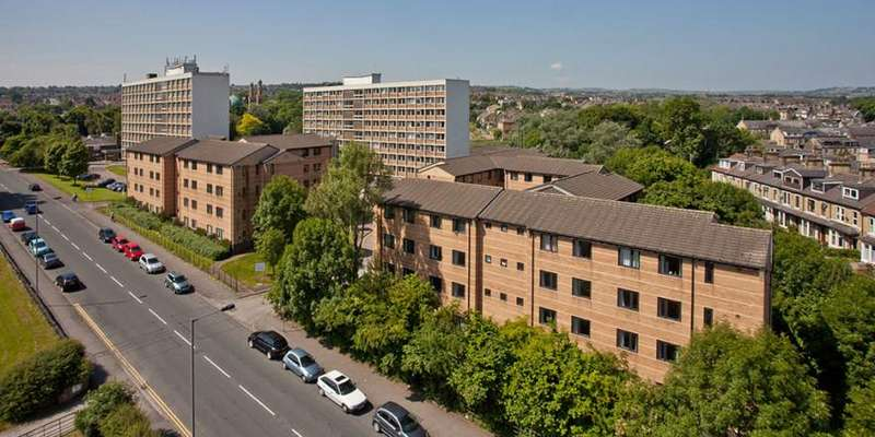 1 Bedroom Apartment Flat for sale in Trinity Hall A, Laisteridge Lane BD5