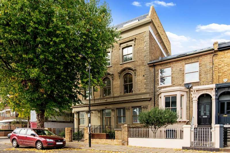2 Bedrooms Apartment Flat for sale in Banbury Road, Hackney, London E9