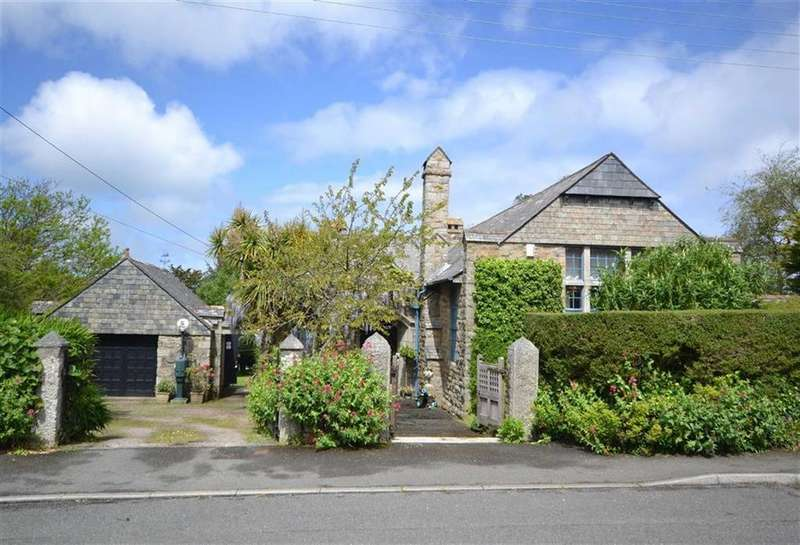 4 Bedrooms Detached House for sale in School Lane, St Erth, Hayle, Cornwall, TR27