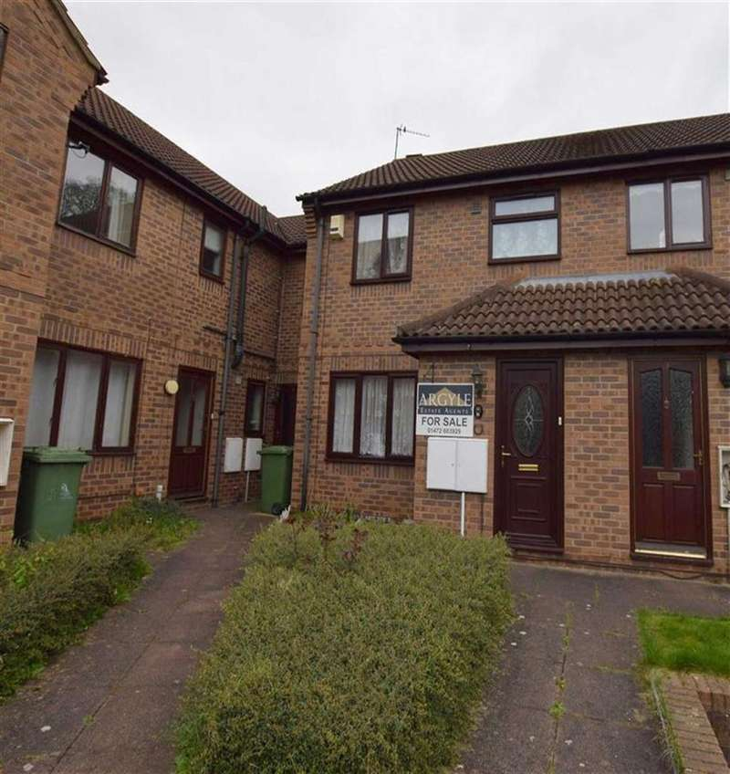2 Bedrooms Terraced House for sale in Ashleigh Court, Healing, North East Lincolnshire