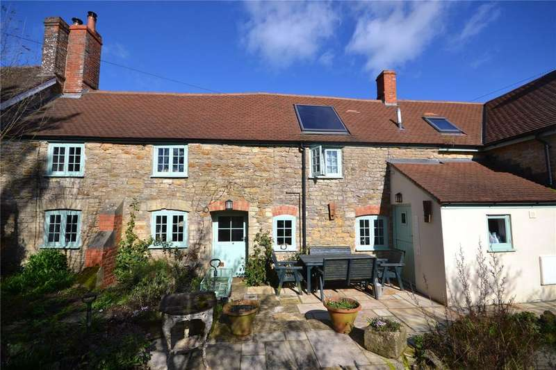 3 Bedrooms Semi Detached House for sale in Kington Magna, Gillingham, SP8