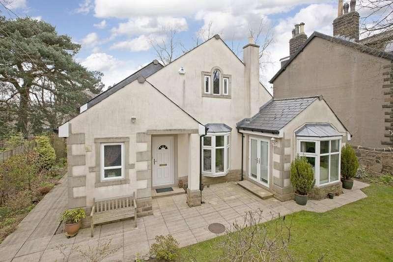 3 Bedrooms Detached House for sale in Denton Road, Ben Rhydding, Ilkley