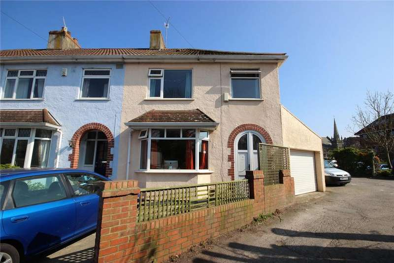 3 Bedrooms End Of Terrace House for sale in Priory Dene, Westbury-on-Trym, Bristol, BS9