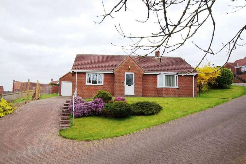 2 Bedrooms Detached Bungalow for sale in Coverdale Drive, Scarborough