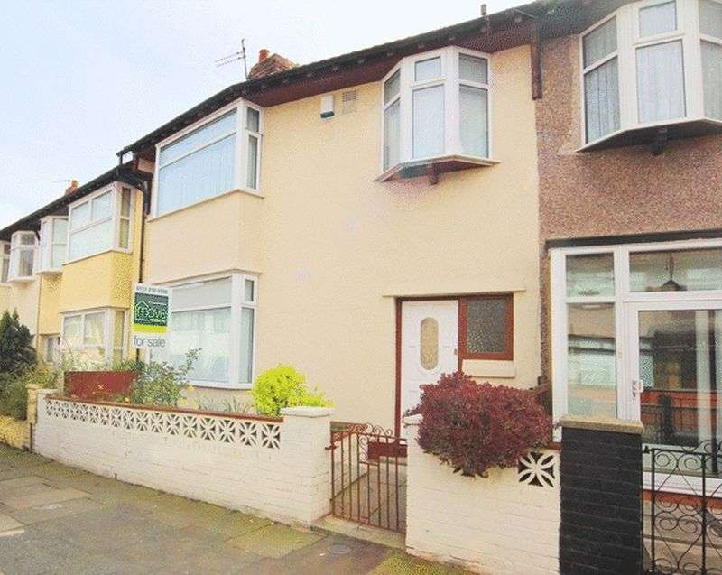 3 Bedrooms Terraced House for sale in Portelet Road, Old Swan, Liverpool, L13