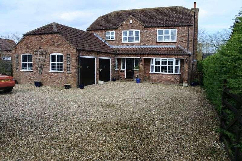 4 Bedrooms Detached House for sale in Barlings Lane, LANGWORTH