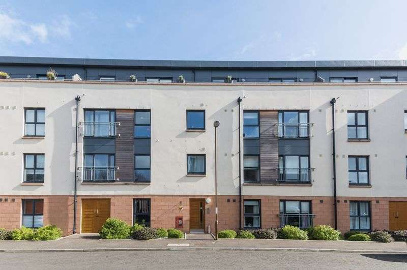 2 Bedrooms Flat for sale in 6/1 Pinkhill Park, Corstorphine, Edinburgh EH12 7FA