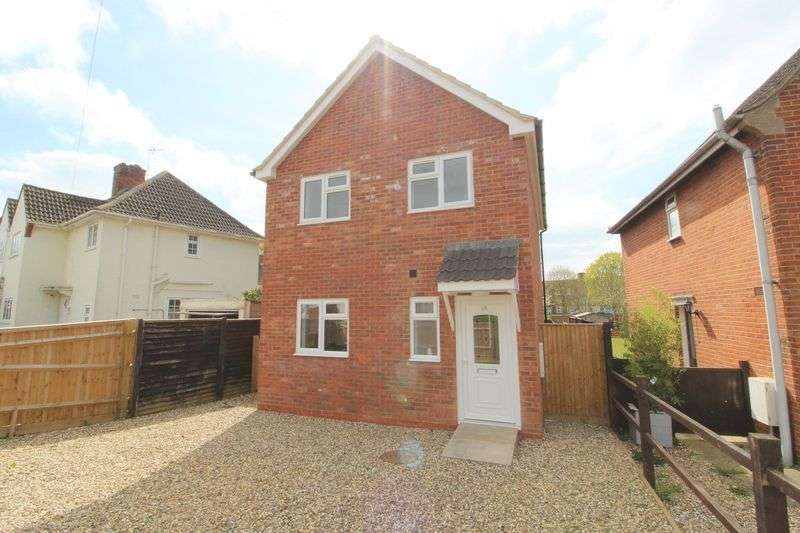 3 Bedrooms Detached House for sale in Paterson Road, Aylesbury