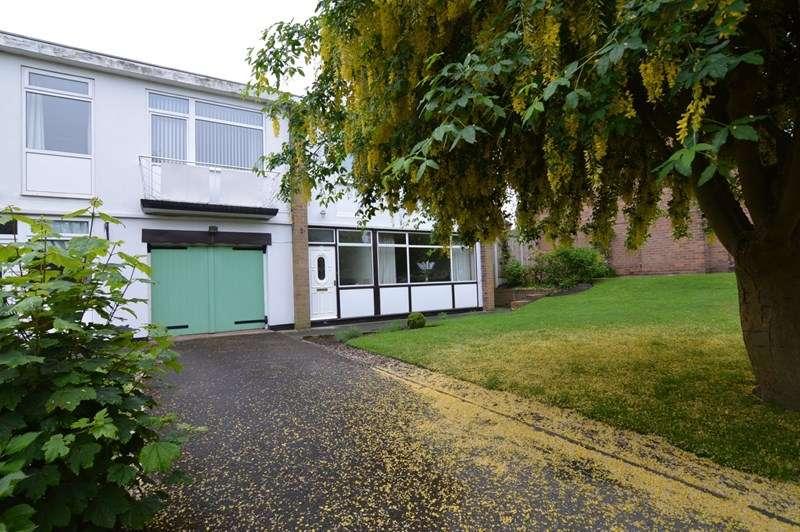 3 Bedrooms Terraced House for sale in Hardwick Court, Pontefract