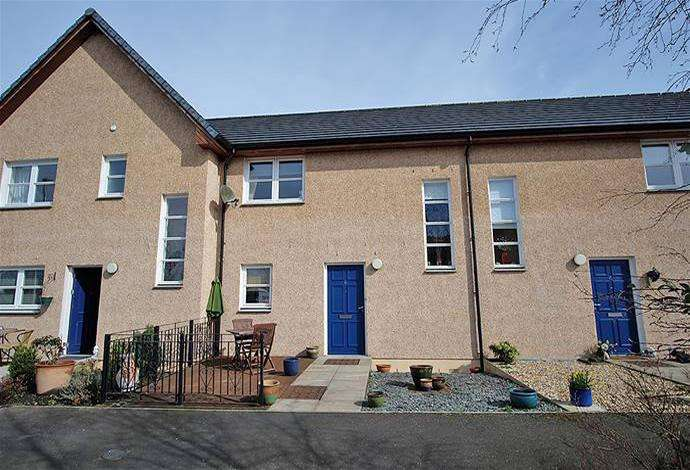 2 Bedrooms Terraced House for sale in 6 Deanfield, Sprouston, TD5 8JB
