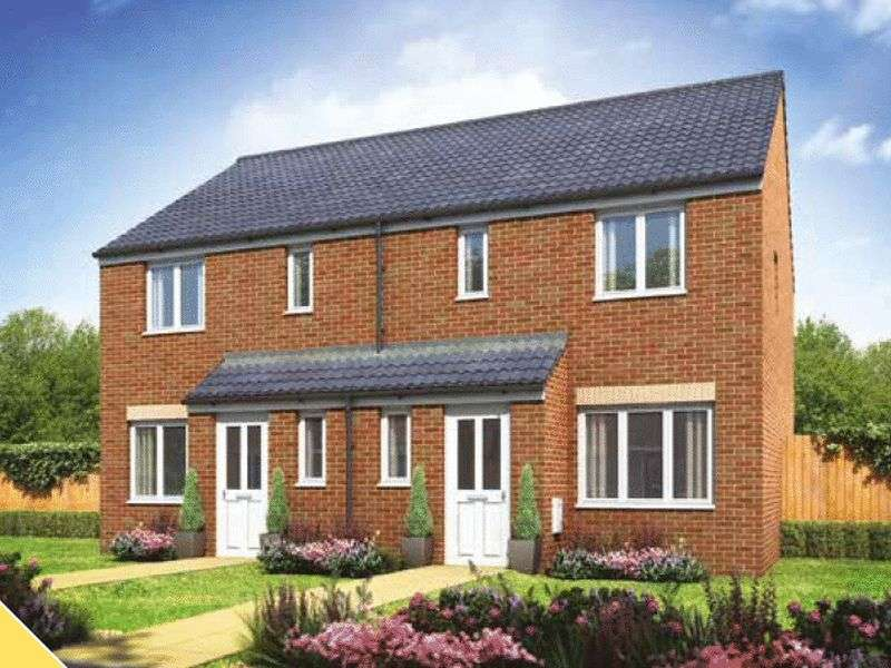 3 Bedrooms Semi Detached House for sale in Greenwood Valley, Hednesford