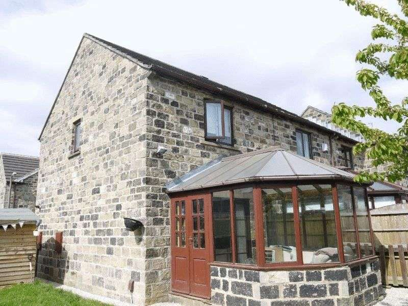 2 Bedrooms House for sale in Weavers Croft, Thackley, Bradford BD10 0RQ