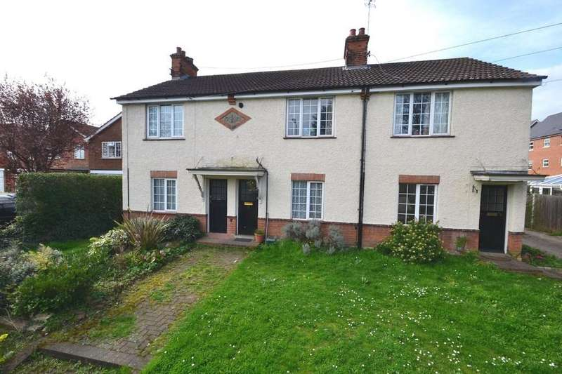 2 Bedrooms Terraced House for sale in Spinks Lane, Witham