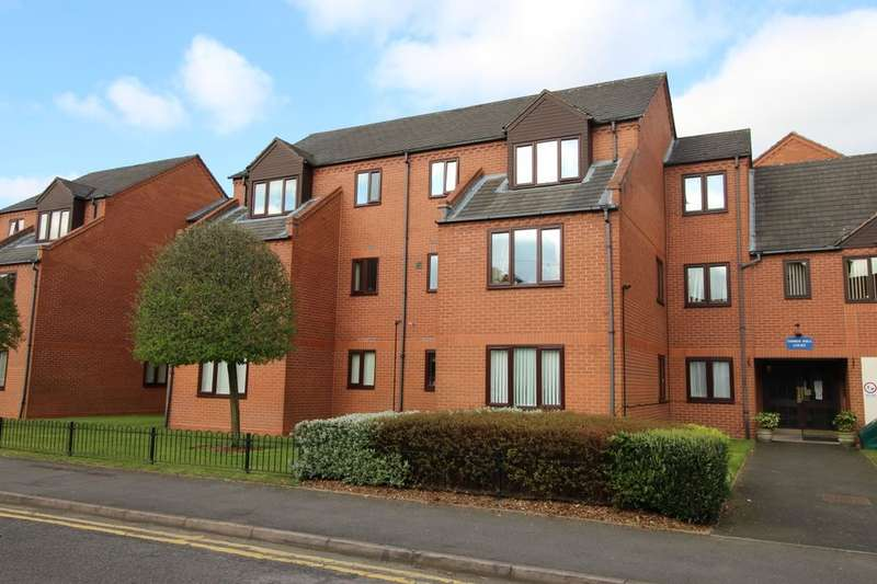 2 Bedrooms Flat for sale in Serpentine Road, Harborne, Birmingham, B17