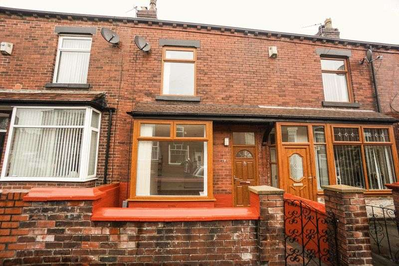 2 Bedrooms Terraced House for sale in Arnold Street, Haliwell