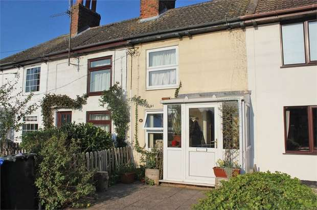 2 Bedrooms Terraced House for sale in Willoughby Road, Boston, Lincolnshire